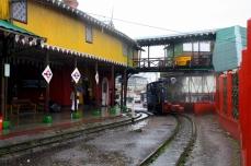 Ghum station