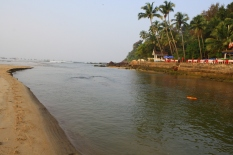 Calangute River